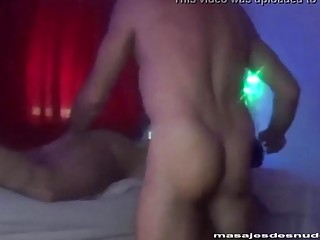 Massive hunks fucking in their sex den