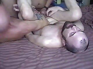 Older gays 69 and fuck in different positions
