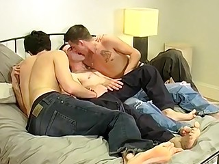 Hardcore group anal with naughty Brits